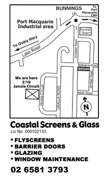 Coastal Screens and Glass – Quality Pages