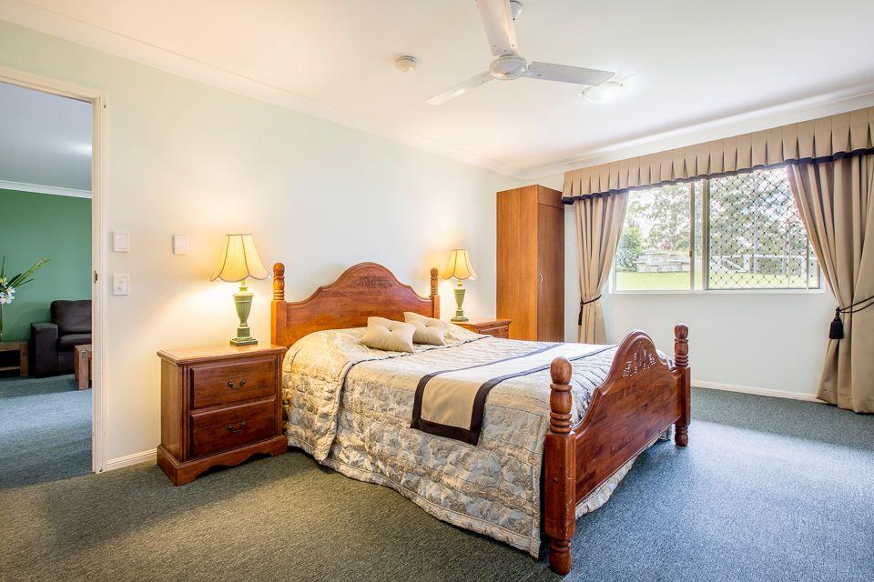 Aaronlee Retreat - Bedroom