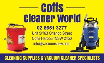 Coffs Cleaner World