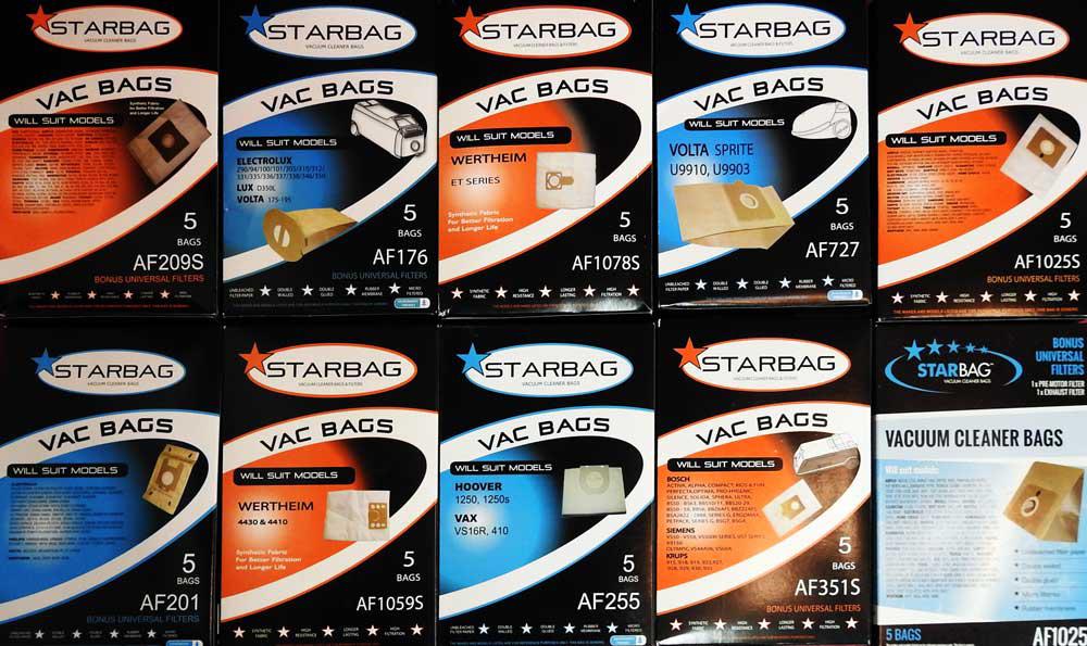 Vacuum Bags - Dark Boxes 1000