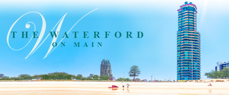 Waterford on Main logo on photo