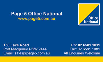 Page 5 Office National
